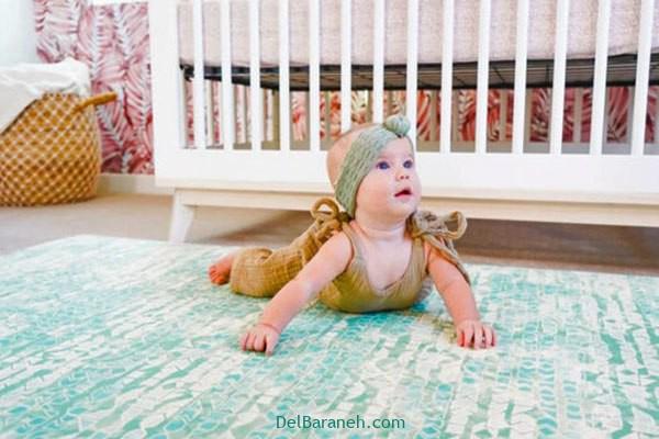 تصویر از راهنمای خرید بهترین فرش اتاق خواب کودک