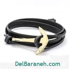 دستبند چرم دست ساز (۸)