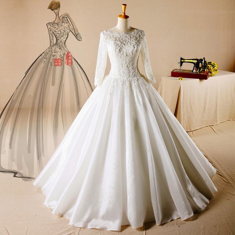 http://delbaraneh.com/wp-content/uploads/2016/06/Customized-Bridal-Wedding-Dress-Long-Sleeves-Muslim-Wedding-Gowns-Factory.jpg