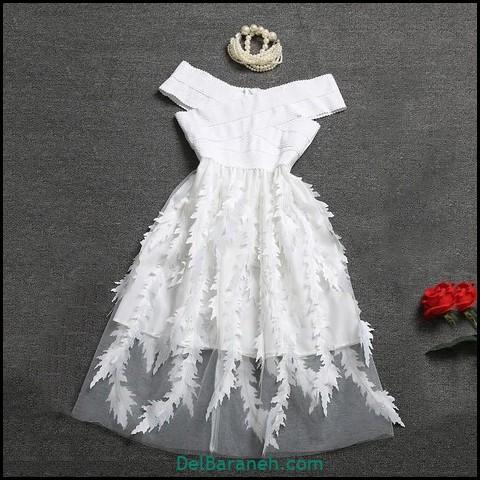 لباس مجلسی کوتاه (۱۰۰)
