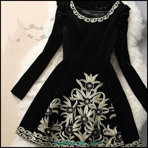 لباس مجلسی کوتاه (۱۱۴)