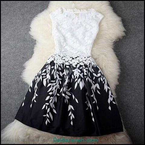 لباس مجلسی کوتاه (۱۲۰)