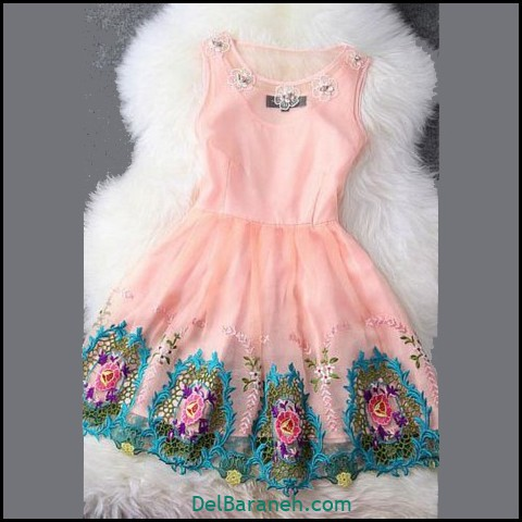 لباس مجلسی کوتاه (۱۲۵)