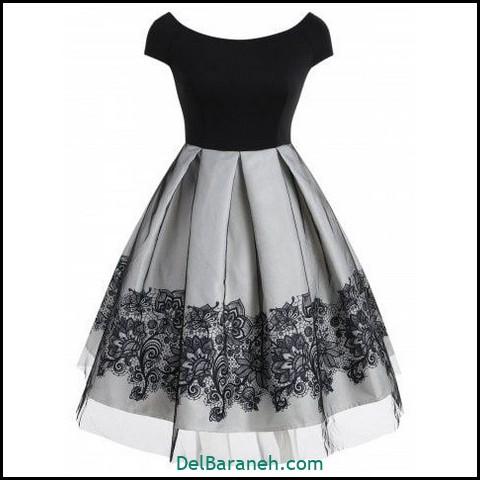 لباس مجلسی کوتاه (۱۸)