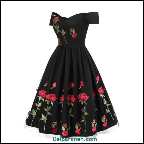 لباس مجلسی کوتاه (۲)
