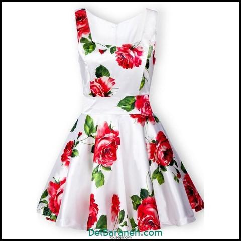لباس مجلسی کوتاه (۴)