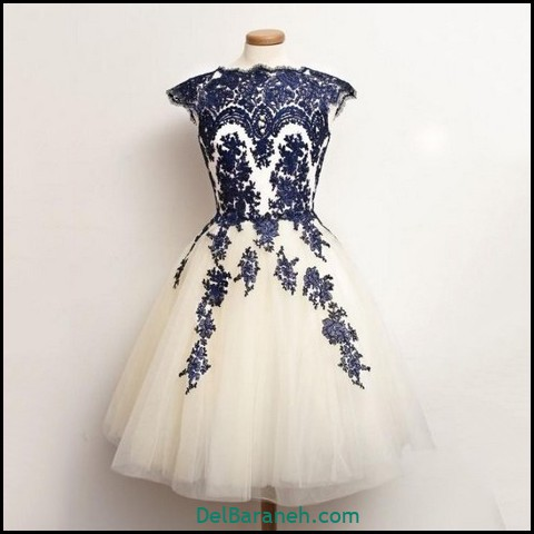 لباس مجلسی کوتاه (۴۲)