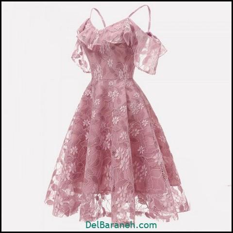 لباس مجلسی کوتاه (۴۵)