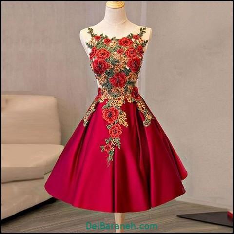 لباس مجلسی کوتاه (۵۲)