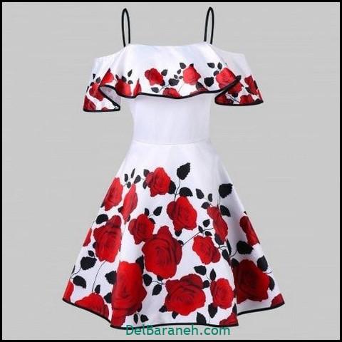 لباس مجلسی کوتاه (۶۵)