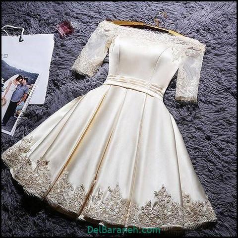 لباس مجلسی کوتاه (۷۹)