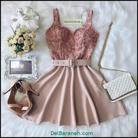 لباس مجلسی کوتاه (۸۵)