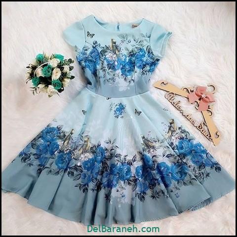 لباس مجلسی کوتاه (۸۶)