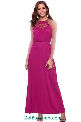 مدل لباس مجلسی بلند (۱۳۳)