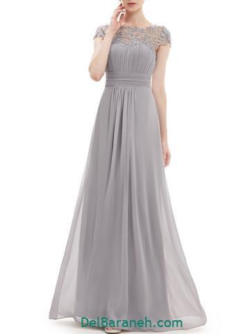 مدل لباس مجلسی بلند (۱۳۵)