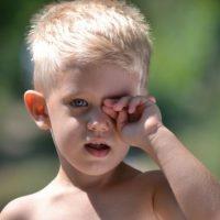 گل مژه در کودکان و روش های موثر برای درمان آن