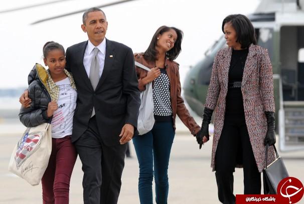 اقدام عجیب یک هم وطن در پیج دختر اوباما