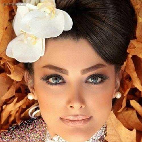 عکس آرایش صورت خوشگل ترین مدلهای آرایش دختران زیبا