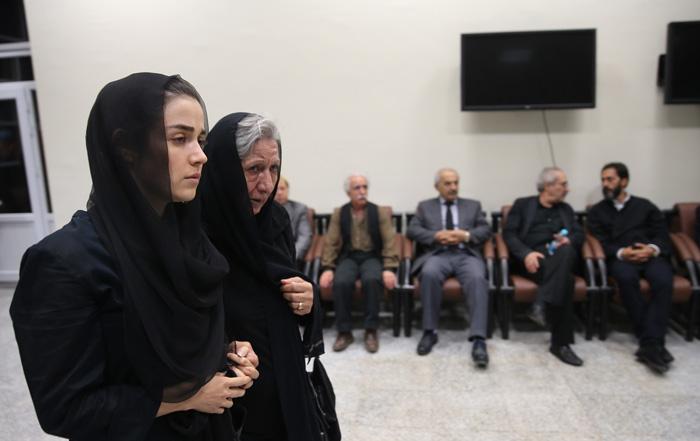 پیکر عباس کیارستمی به ایران برگشت - درگذشت عباس کیا رستمی