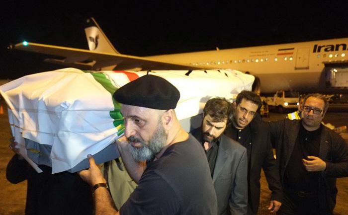 پیکر عباس کیارستمی به ایران برگشت-درگذشت عباس کیا رستمی