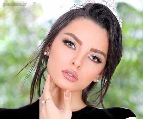 خوشگل ترین مدلهای آرایش دختران زیبا عکس آرایش صورت