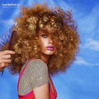 مدل مو در اینستاگرام فوق العاده زیبا و جذاب