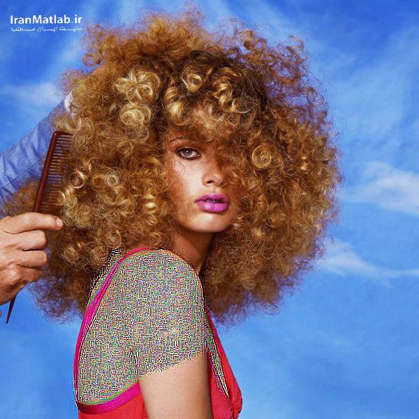 مدل مو در اینستاگرام - مدل مو