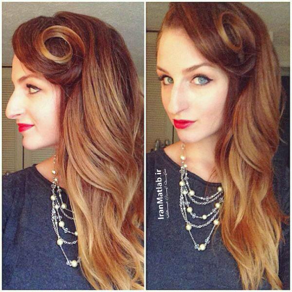 مدل مو در اینستاگرام, مدل های جدید مو, مدل مو