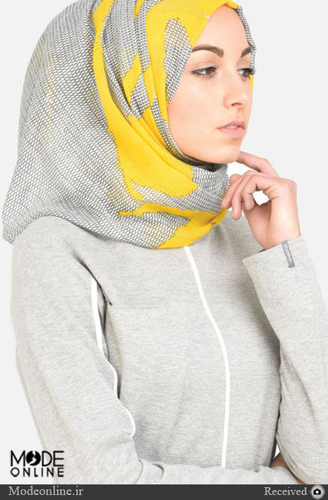 شال و روسری از زنان مسلمان،بستن شال و روسری