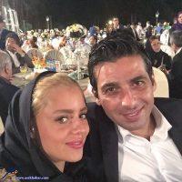 همسر حمید گودرزی نامه طلاقش را ارسال کرد