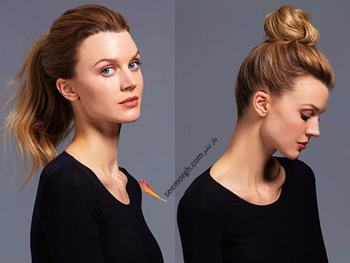 مدل مو تابستانی،مدل مو دخترانه