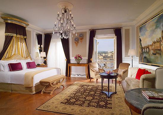رمانتیکترین هتلهای جهان
