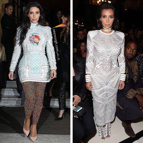 جدیدترین مدل لباس کیم کارداشیان کیم کارداشیان,کیم کارداشیان