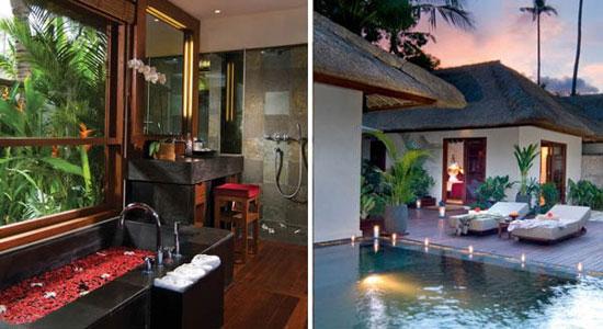 رمانتیک ترین هتل های دنیا برای تعطیلات!