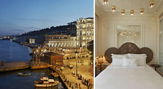 رمانتیک ترین هتل های دنیا برای تعطیلات!,رمانتیکترین هتلهای جهان