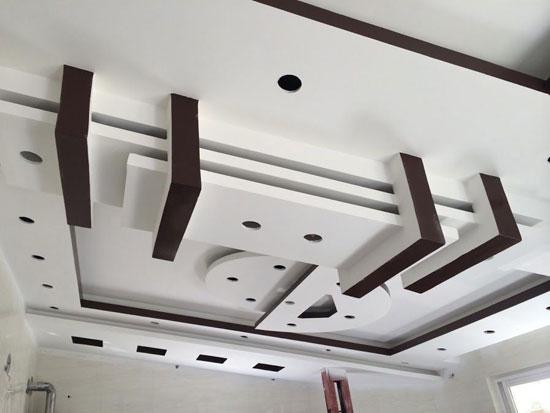 سقف کناف منزل