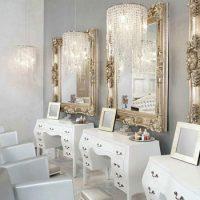 جدیدترین مدل های دکوراسیون آرایشگاه زنانه ۹۶