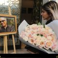 مراسم یادبود عباس کیارستمی در فرانسه +تصاویر