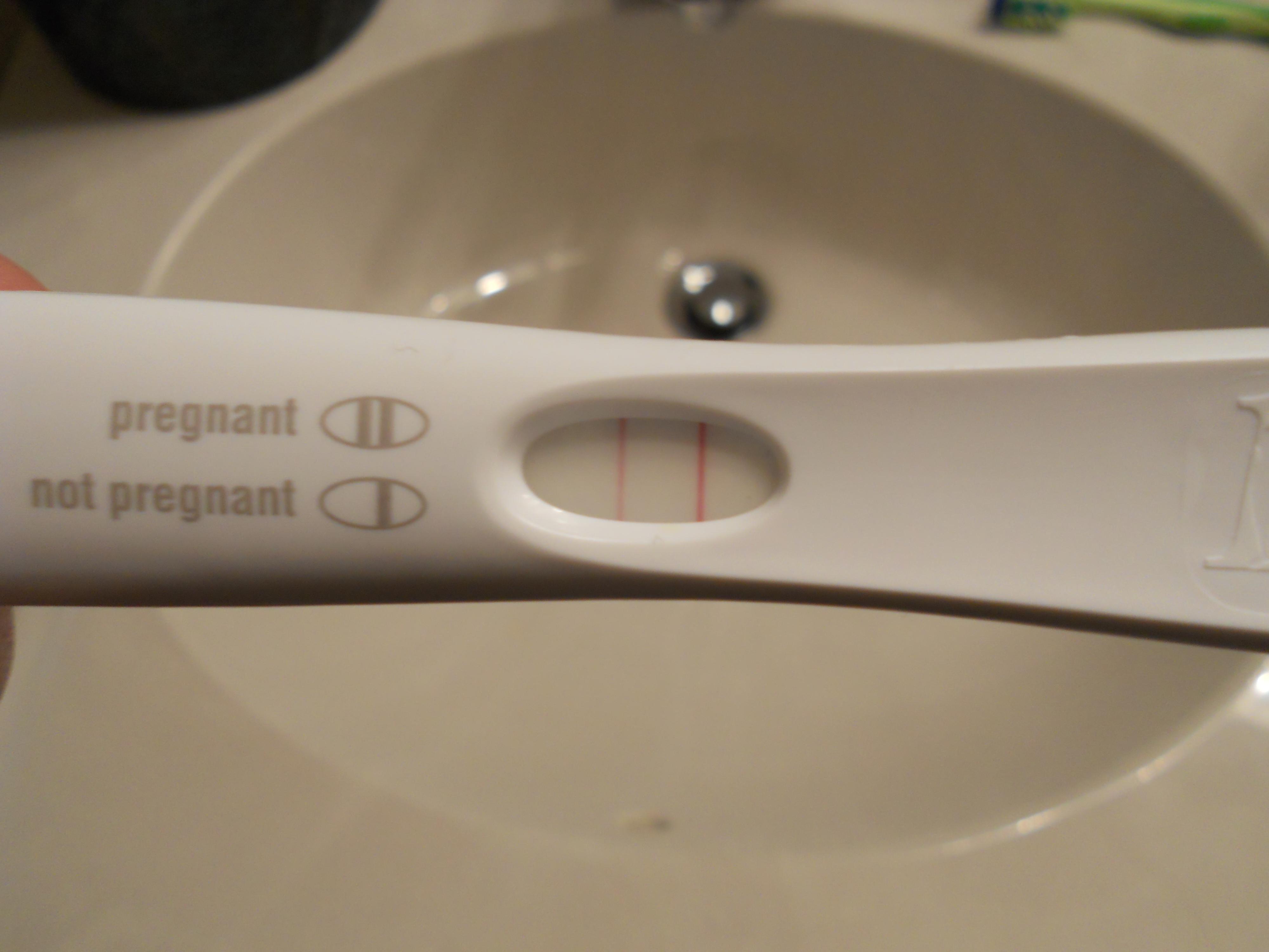 تست بارداری در منزل