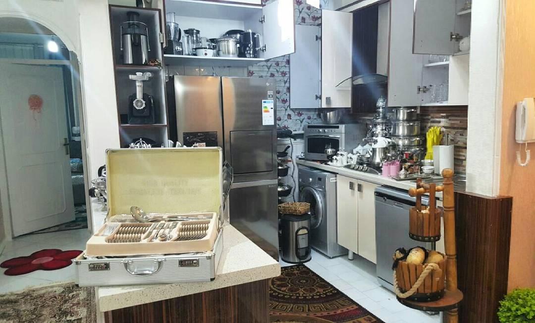 دکوراسیون آشپزخانه عروس 2016,چیدمان آشپزخانه عروس
