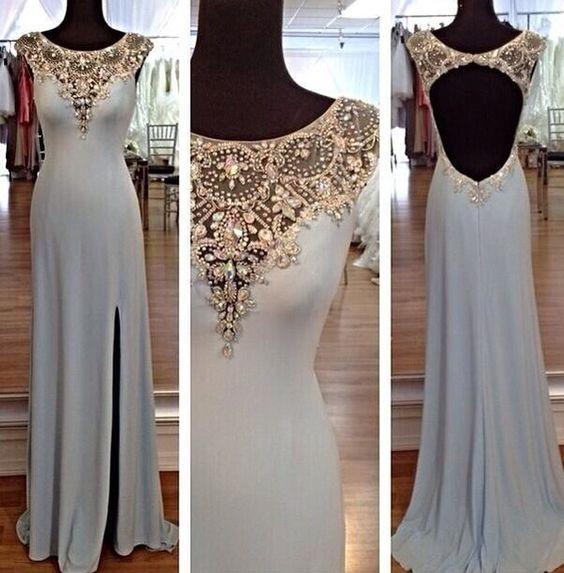 مدل لباس بلند زنانه خارجی