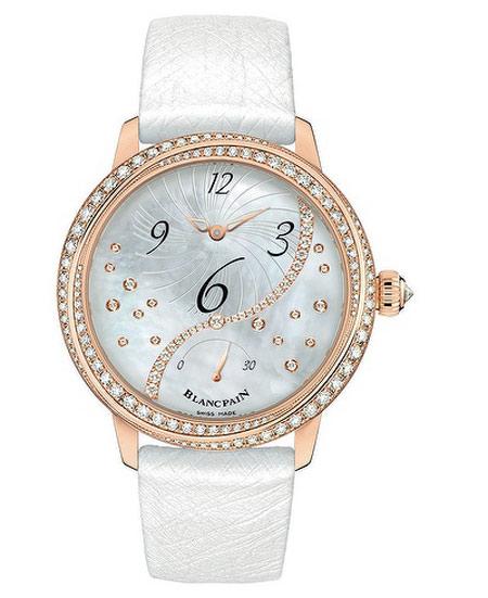 ساعت مچی زنانه مارک دار, مدل ساعت زنانه Blancpain