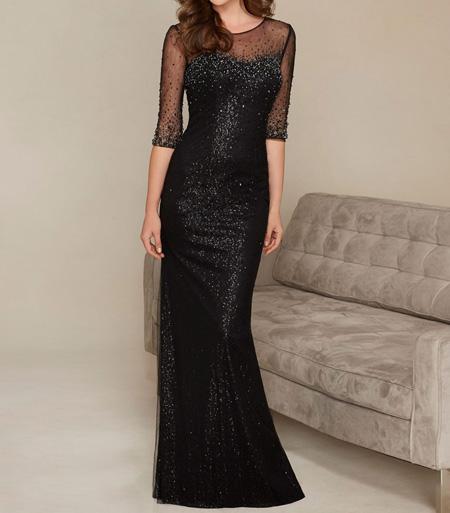 لباس مجلسی بلند شیک