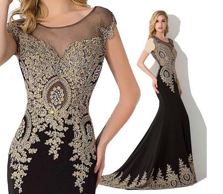 جدیدترین مدل لباس شب زنانه,لباس شب