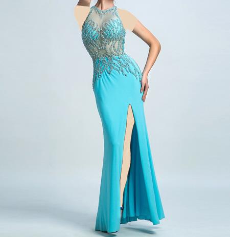 مدل لباس مجلسی بلند, لباس شب شیک
