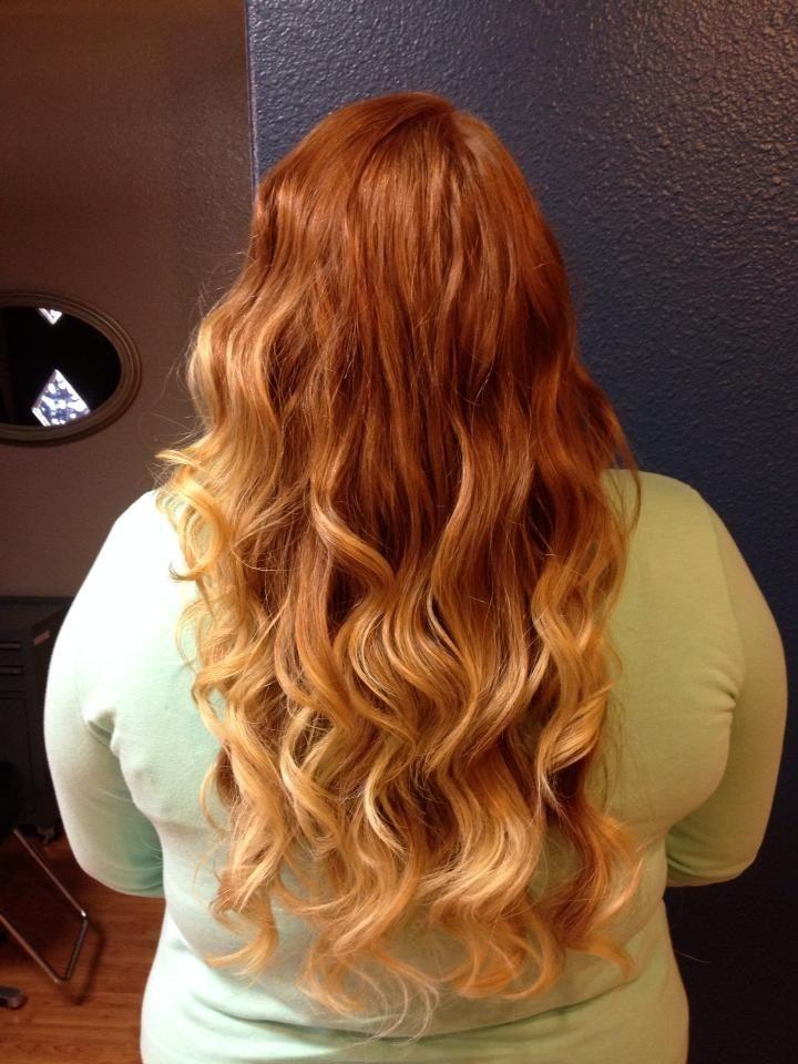 رنگ موی دارچینی,مدل رنگ مو دارچینی (5)