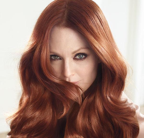 رنگ موی دارچینی,مدل رنگ مو دارچینی (8)