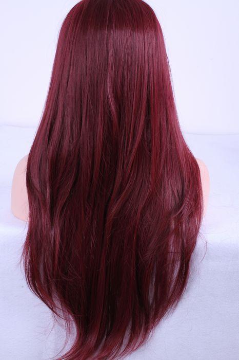 رنگ موی شرابی (5)