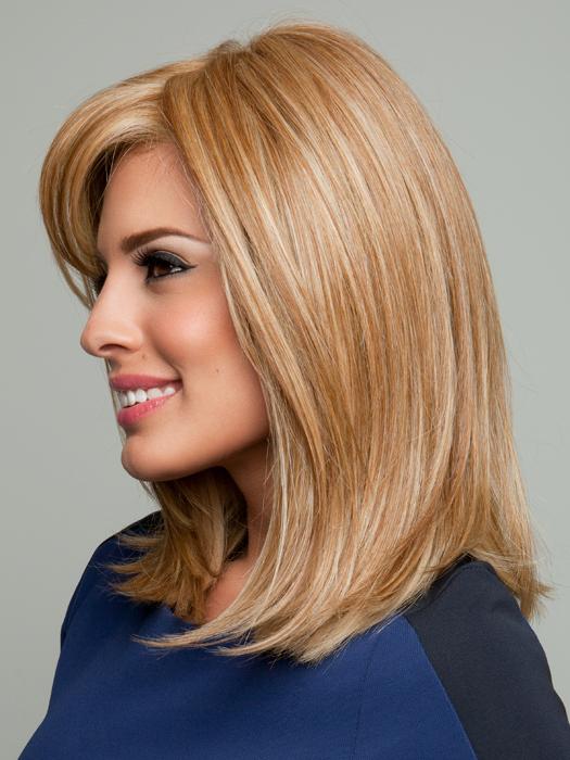 رنگ موی طلایی,رنگ موی گلد (5)