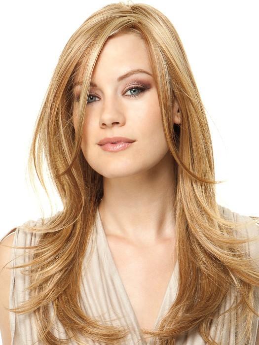 رنگ موی طلایی,رنگ موی گلد (6)